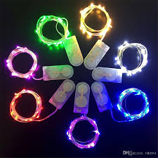 battery operated led string lights waterproof cr2032 battery operated led strings light 2m 20leds christmas