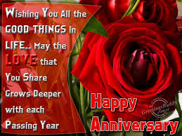 Wedding Day Greetings Wishing You A Very Happy Wedding Anniversary Greetingsbuddy Com