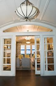 French Doors With Transom - interior openings
