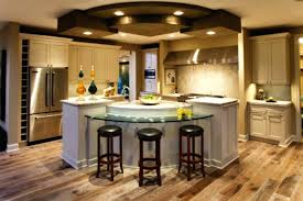 kitchen islands modern modern curved kitchen island mypaintings info