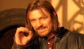 one does not simply meme generator imgflip