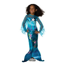 Halloween Costume 3t Magical Mermaid Toddler Halloween Costume 3t 4t Walmart