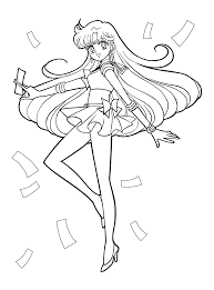 sailormoon coloring pages 80s cartoons colouring pages