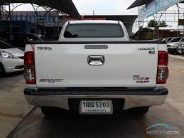 toyota hilux vigo champ 2012 motors co th