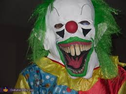 Pennywise Halloween Costume Pennywise Clown Halloween Costume Photo 2 2