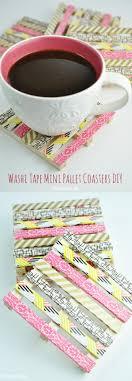 washi mini wood pallet coasters jpg