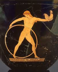 Ancient Greek Vase Painting Laughing At The Jokes On Ancient Greek Vases