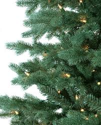 deluxe emerald vermont spruce artificial trees platinum