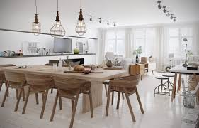 3 expert tips to design and decorate open floor plan kitchen and