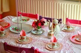 tea party table tea party table setting mforum