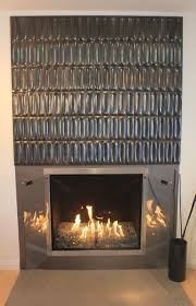 metallic home decor fire is good our fireplace revamp e2 80 93 modernshelterblog i