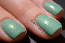 love varnish sinful colors mint apple