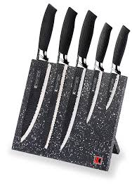 imperial kitchen knives amazon com imperial collection stainless steel knife set with