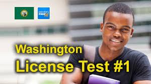 washington state driver u0027s knowledge test 1 youtube