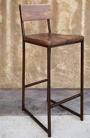 shop bar stool wood metal counter or barstool urban kitchen shop