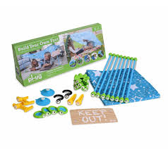 Build Your Own Home Kit by Build Your Own Fort Kit Ultimate Momo U0027s Tree House