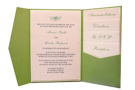 pocket fold imposing pocketfold wedding invitations theruntime