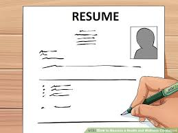 How To Send Resume To Consultancy 3 Ways To Become A Health And Wellness Consultant Wikihow
