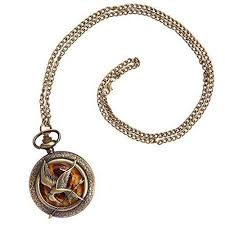 pocket watch necklace wholesale images The hunger games mockingjay pocket watch necklace rex jpg