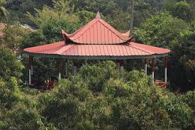 gazebo bari megh bari resort home