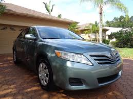 awesome great 2011 toyota camry le 2011 toyota camry se one owner