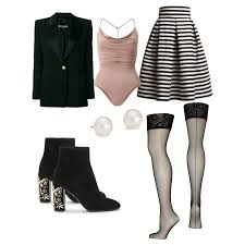 are back seam stockings appropriate for work fashion blog
