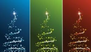 christmas tree vector art graphics download free vector