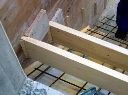 treppen einschalen anbau atelier tramstrasse 75 8707 uetikon am see umgebungsmauer