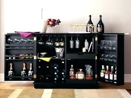 Trunk Bar Cabinet Liquor Cabinet With Fridge Liquor Storage Ideas Liquor