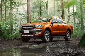 Ford Ranger Truck Colors - ford ranger wildtrak officially introduced in thailand