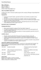 100 social skills examples for resume social worker resume