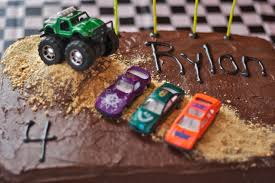 childrens monster truck videos cakes monster truck birthday party brady lou project guru