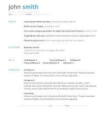 resume format ms word file download job resume format download in ms word sles exles simple for