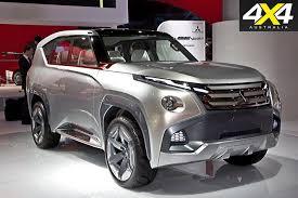 2019 Mitsubishi Pajero Redesign New Car 2018 In 2019 Mitsubishi