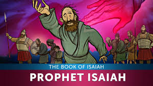 sunday lesson for children the prophet isaiah the book
