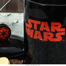star wars darth vader dark side ceramic cookie jar novelty