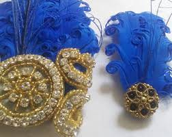 royal blue corsage and boutonniere royal blue corsage etsy
