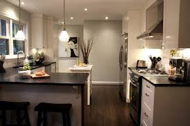 Impressive Contemporary Kitchen Decorating Ideas Modern Layout And