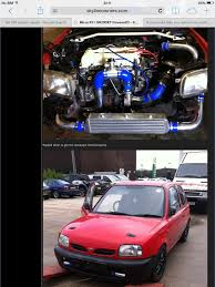 nissan micra k11 body kit if you could take any normal car preferably one that never had a