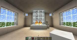 comment cr馥r une chambre dans un salon minecraft tuto comment faire une cheminée moderne et