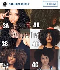 what is kanekalon hair types chart the most accurate of posts regarding hair typing the abc method i