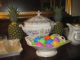 Easter Restaurant Decorations by Southern Folk Artist U0026 Antiques Dealer Collector Easter Brunch