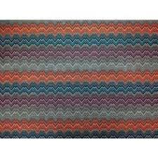 Multi Coloured Upholstery Fabric Mosaic Moquette Chenille Multi Coloured Upholstery Fabric The