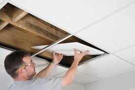 Ceiling Tile Installation False Ceiling Cleaning Dubai