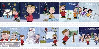 peanuts a brown christmas brown christmas forever sts released