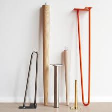 Modern Diy Furniture by Best 25 Diy Table Legs Ideas On Pinterest Farmhouse Lighting