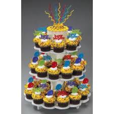 3 tier cupcake stand 3 tier sweet server cupcake stand cupcake tree holds 48 cupcakes
