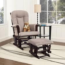 Nursery Furniture Rocking Chairs Furniture Walmart Glider Rocker For Excellent Nursery Furniture