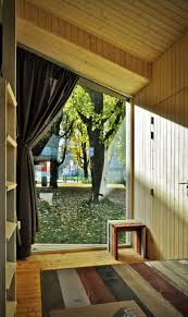the tiny trek in cabin by kristel hermans architectuur