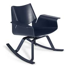 Knoll Rocking Chair Modern Nursery Gliders U0026 Rockers The Century House In Madison Wi